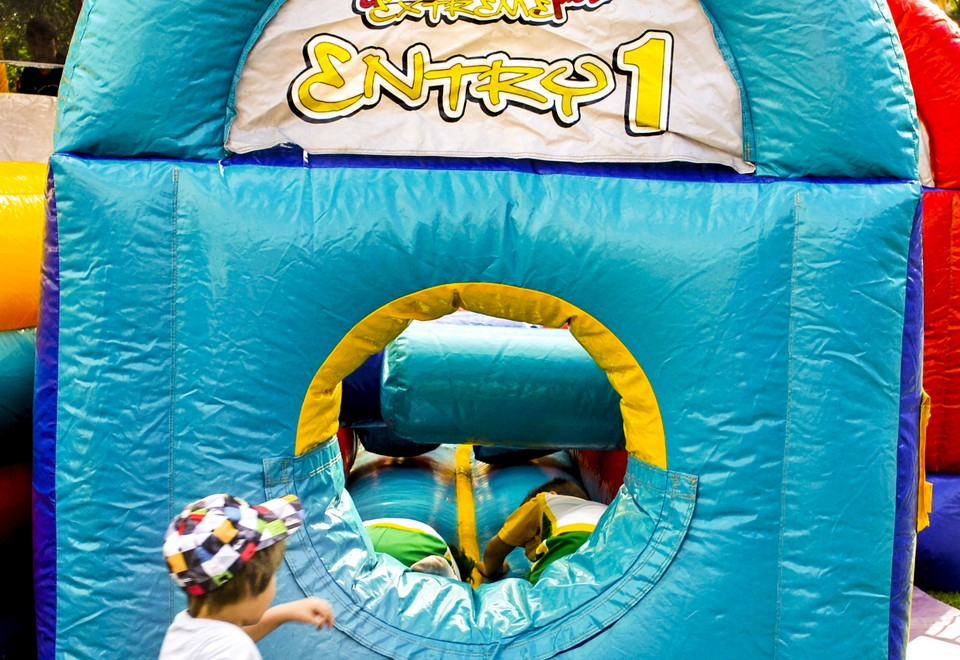 Adrenalin Rush Inflatable Ride for Hire Sydney - Amusement Rides Sydney