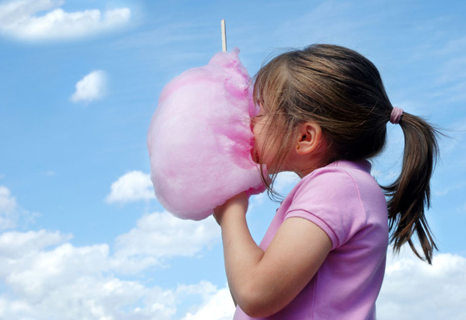 Fairy Floss for Hire - Carnival Ride Hire