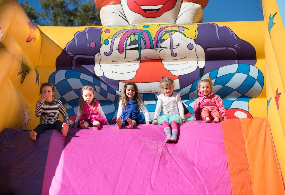 Giant Slide Inflatable Ride For Hire Sydney - Carnival Rides Sydney