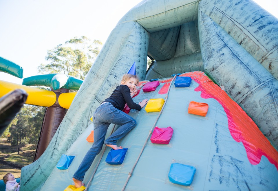 Jurassic Adventure Inflatable Ride for Hire Central Coast - Carnival Rides Sydney