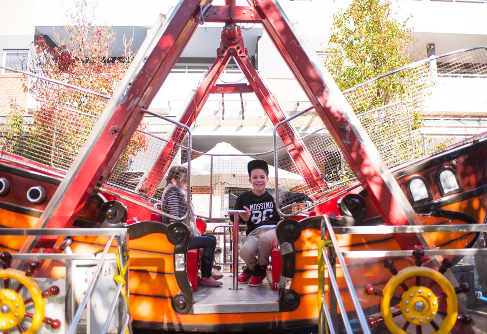 Pirate Ship Ride for Hire - Amusement Rides Hire